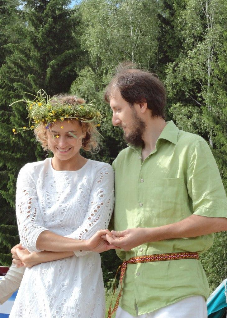 Дима Саковец и Наташа Стекольникова