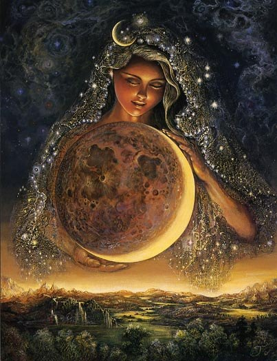 берегиня богиня картинки